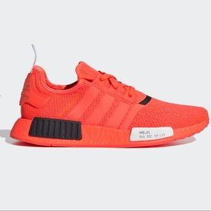 Rare! Adidas Solar Red NMD_R1 Shoes